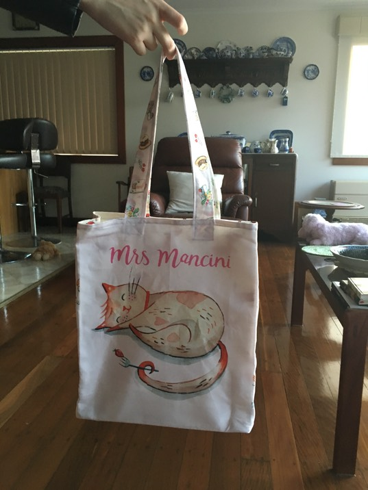 Mrs Mancini Bag (Sprout Patterns)